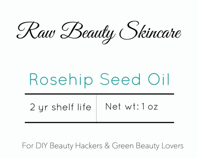 Rosehip Seed Oil // For diy beauty hackers // for green beauty lovers