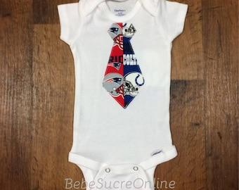 House Divided Boys Bodysuit or Toddler Shirt