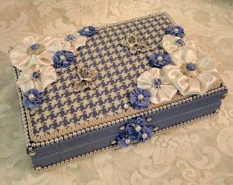 Embellished Jewelry Box