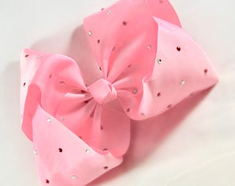 Jojo Siwa Bow - Big Light Pink Bow