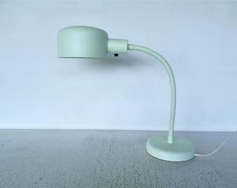 Desk Lamp Goose Neck Adjustable Task Lighting Heavy Base