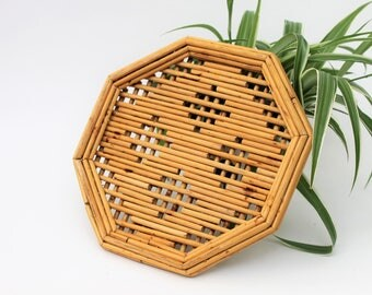 Handmade Bamboo Wall Art