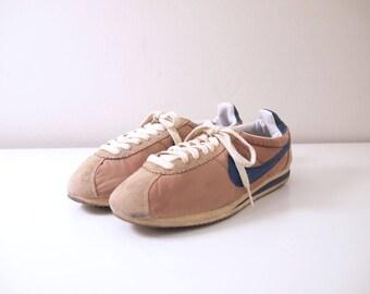 Nike Vintage  Cortez Nylon Sneakers Mens Size US 5.5 / Womens Eur 38