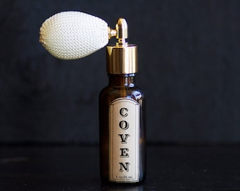 Perfume Spray- The Parlor Apothecary - Choose your Scent- 35 mL