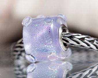 Small Core Artisan Dichro Bead SRA Lampwork Beads BHB