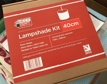 Lampshade Making Kit 40cm