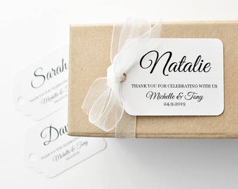 Wedding place tags x 50, Name tags, wedding place cards, wedding tags, wedding favours, favour tags, guest name cards, bomboniere