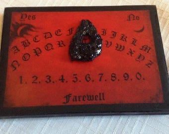 Ouija Board / micro miniature Ouija Board / 6 Available! / 20 dollars each plus shipping