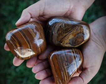 Tiger Iron Stones