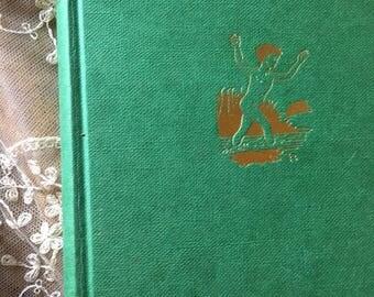 Vintage The Water Babies by Charles Kingsley Hardcover Harold Jones Illustrated Edition