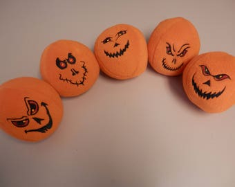 snowball,balls,toys,halloween bag,halloween,halloween toy,soft toy, childs toy,plush ball,toss game