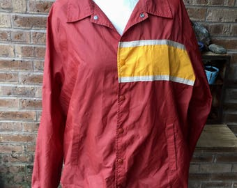 Swingster Windbreaker, Size L, Vintage