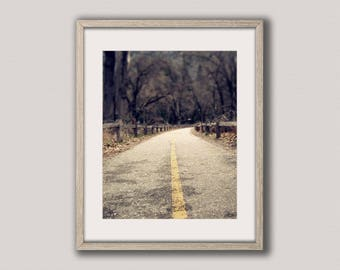 Printable Woodland Art | Yosemite National Park | Country Home Decor | Landscape Photography | Instant Download | Modern Rustic Wall Art