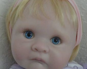 "Reborn 20"" Baby Girl Doll ""Courtney"" from Cooper sculpt"