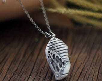 Butterfly wing jewelry Real butterfly necklace Insect Gift for women Insect jewelry Taxidermy jewelry Butterfly wing necklace Bug jewelry