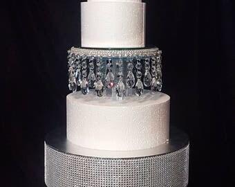 Crystal droplet Cake Separator