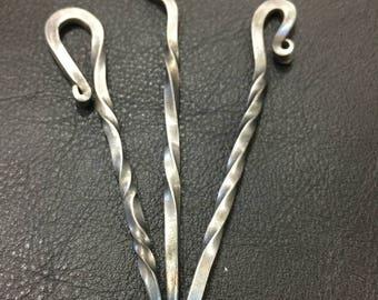 Twisted Steel Stylus