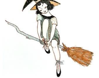 Flying Broom Original