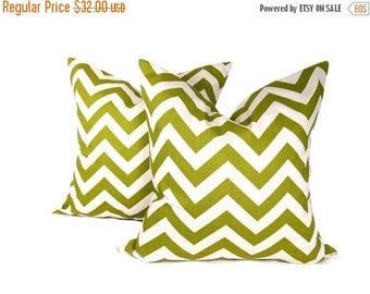 15% Off Sale Decorative Pillows - Throw Pillow Covers - Green Pillow - Accent Pillow - Toss Pillow - Pillows - Green Pillows  - Green Pillow