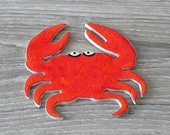 Small Crab Tile - Set of 3