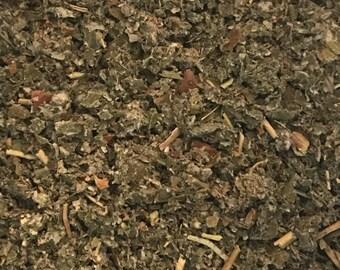 Raspberry Leaves, Dried Leaves, Rubus idaeus