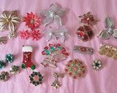 Lot of Vintage Christmas ...
