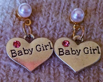 Baby Girl Earrings