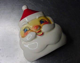Santa Vintage HOLT HOWARD Santa Claus Napkin Holder 1964 Christmas