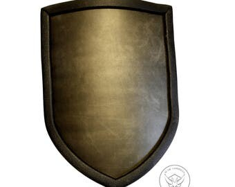 Southpaw Blackgold Heater LARP Shield Left-handed