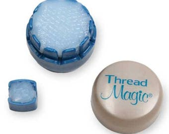 Thread Magic Thread Conditioner | Thread Strengthener similar to Thread Heaven for Hand Embroidery, Cross Stitch, Beading, Sewing, Quilting