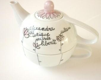 """Customizable """"selfish teapot"""""""