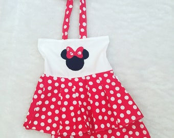Minnie mouse, shorties, set,Pageant, OOC, Boutique Style size Ruffle dress NB 3  6 9 12 24 months, size 2 3 4 5T