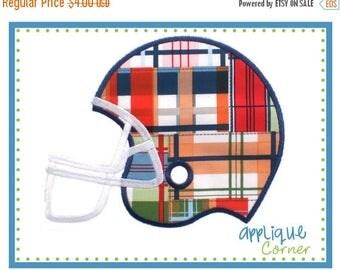 40% OFF 179 Helmet applique digital design for embroidery machine by Applique Corner