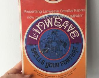 The Linweave Tarot Pack - Oversized Tarot Cards