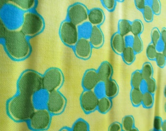 Quilting Weight Cotton Fabric Poems from Pebbles in Lemon by Malka Dubrawsky for Moda 1 yard