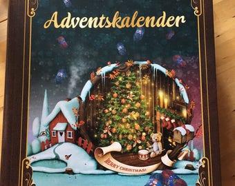 The new Opal advent calendar!