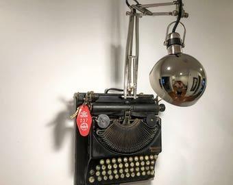 The Overlooked Typewriter (LAMP)