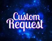 Custom Request Pearl Purgatory Pumps