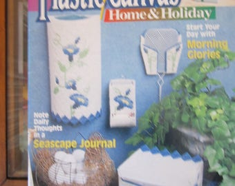 Plastic Canvas Home & Holiday May/June 2000