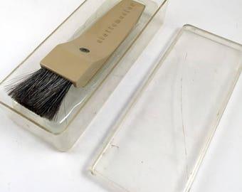 Vintage Staticmaster negative brush for darkroom prining