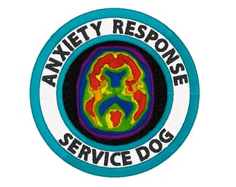 PREORDER Velcro Anxiety Response Patch