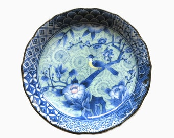 Old Japanese Porcelain Plate