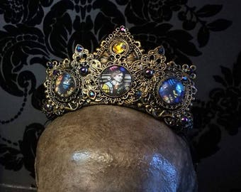 Mini Cathedral Crown