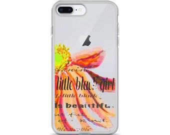 Little Black Girl iPhone Case