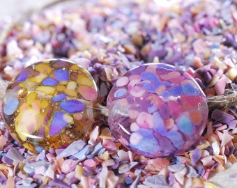 Whimsical - Glass Frit Blend - CoE 92 - 96 (suitable for use on glass COE 90 - 104)  25g