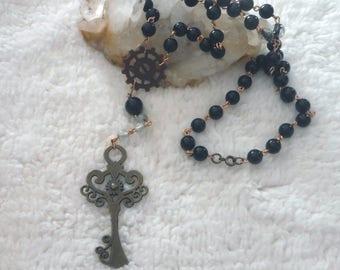 Steampunk Rosary I