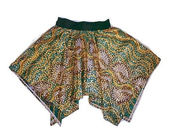 Flash Sale Swanky Hanky Skirt Set
