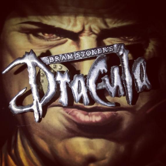 1992 Dracula Pin