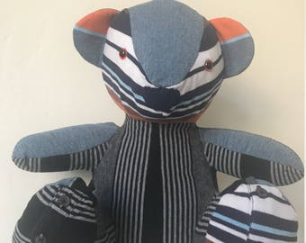 Memory Bear - Made with your own clothing