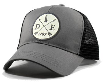 Homeland Tees Delaware Arrow Hat - Trucker